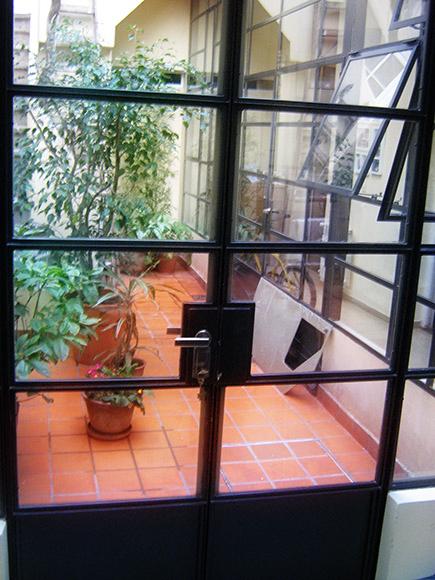 Puertas y rejas de hierro aberturas san juan for Puertas de madera y hierro antiguas